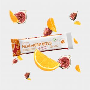 Mealworm Bites - Figo e Laranja